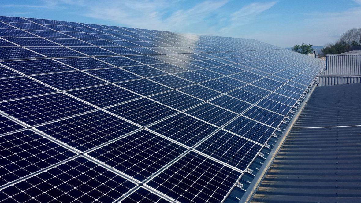 Panneau photovoltaïque Mayenne le Horps Inno Watt